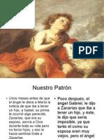 Presentación de María Rosado