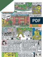 Jubilee Park Comic