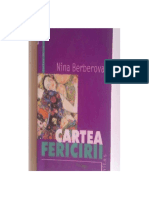 Nina Berberova - Cartea Fericirii