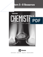 All Chemistry Worksheets Chapter 5-8