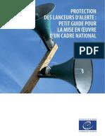Guide Protection Des Lanceurs d'Alerte
