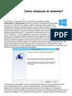 Windows 8 Como Restaurar El Sistema 9344 Muczvt