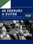 Les 48 erreurs à éviter.pdf