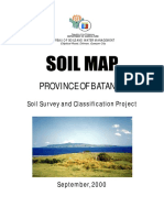 Soil Map of Batanes