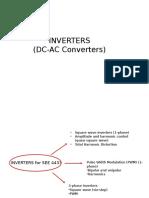 Inverters 1