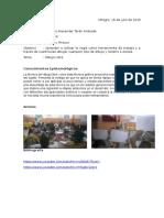 Informe 16 de Julio - Alexander Terán