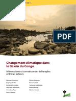 Changement climatique dans le bassin du Congo