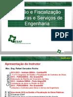 Gestao e Fiscalizacao Obras Serv Eng