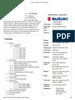 Suzuki - Wikipedia, The Free Encyclopedia