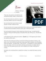 Love Lies Liberty Part One