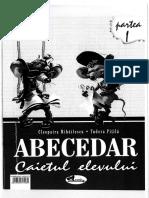 Caiet Abecedar, Partea 1