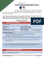 2017-2018 DR Level 1 Consent Form MAYOR LIGUE- Spanish