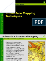 Subsurface Mapping Techniques
