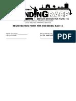 Unending Race Reg Form 2016