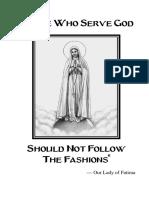 Dress Modest