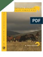 Dünyada Atçılık Uygulamaları, M. Tekin KOÇKAR, 2013