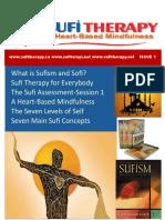 Sufi Te Rap i Newsletter 1 English
