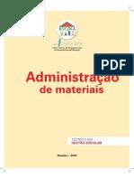 Administração de Materiais - Profuncionário