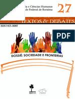 Textos e Debates 123 a 146