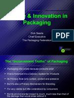 Science & Innovation in Packaging - Westminster FNF-Feb 10
