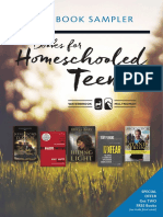 Books for Homeschooled Teens