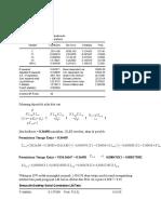 Analisis AR (-1)