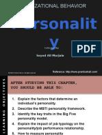 Presentation on Personality 1228345335903215 9
