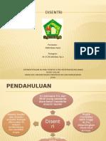 PPT-disentri