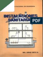 Instalaciones sanitarias Ortiz