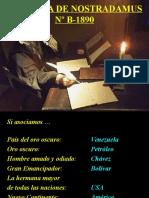Nostradamus y Chavez(2)