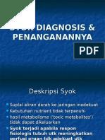 Penanganan Syok - Dr. Husi