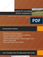 tgc kirven global ed   increasing global competence presentation