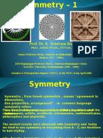 Symmetry - 1
