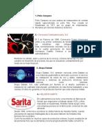 10 Empresas de Guatemala y La Litosfera El Manto y El Nucleo
