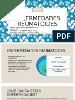 Enfermedades reumatoides
