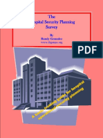 The Hospital Security Planning Survey Manual Abstract-1987