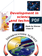 developmentinscienceandtechnology-140204061636-phpapp01
