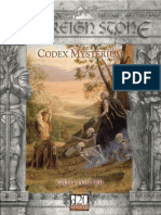 Sovereign Stone Codex Mysterium