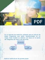Planimetro y Niveles Digitales