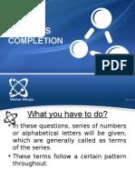 2 M1W1 Series, Analogy, Classification + Coding-Decoding