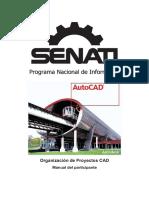 Organización de Proyectos CAD