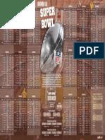 Calendario completo de la NFL