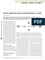 Exome sequencing makes medical genomics a reality.pdf