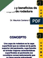 Concepto y Beneficios de Capas de Rodadura