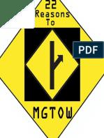 22 Reasons to Go Mgtow Troofova Reethin