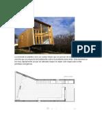 3 Casas en Pendiente Arquitectura