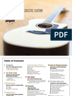 Taylor Acoustic Guitar Buyers Guide
