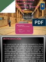 Construcción de Infraestructura Subterránea- Hidroeléctrica Porce III.pptx