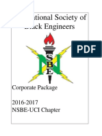 nsbe corporate proposal