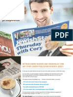 Jewish Standard Media Kit 2016